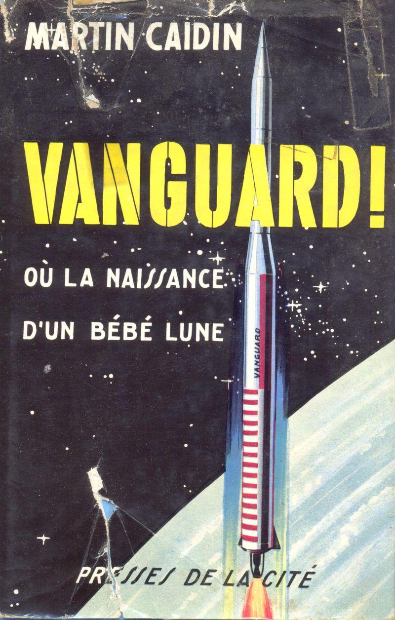 """6 décembre 1957: tentative de lancement Vanguard """"Flopnik"""" Caidin10"""