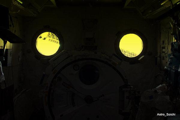 Japon : annonce d'un mission longue durée pour Soichi Noguchi en 2009 Daisuk10