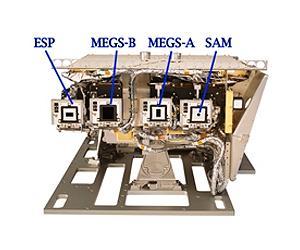 Suivi de la mission SDO (Solar Dynamics Observatory) Eve-ex10