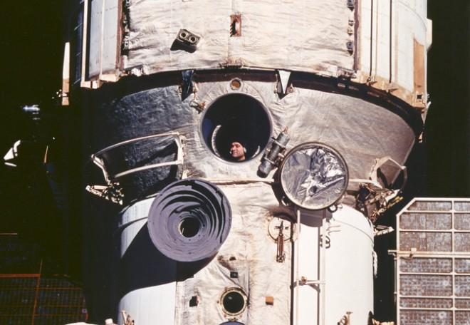 Valeri Polyakov, médecin spatial Gpn-2010