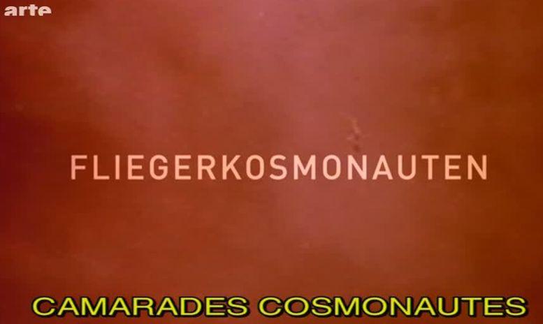 Arte: Camarades Cosmonautes Interk10