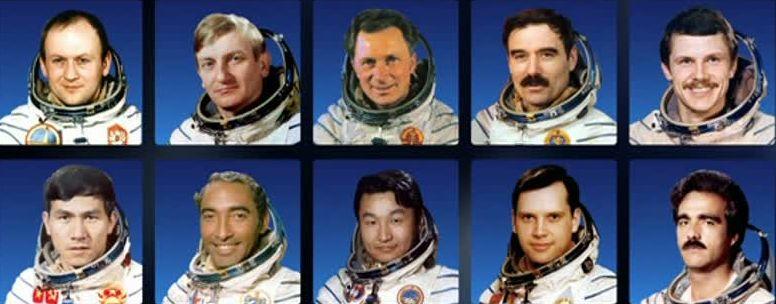 Arte: Camarades Cosmonautes Interk11