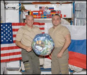 Retour de Soyouz TMA-16 le 18 mars 2010 Iss02213