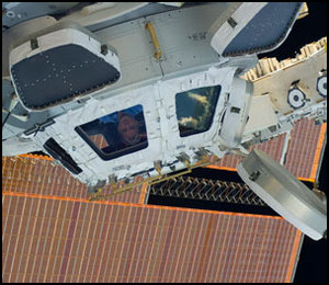 Cupola Iss02335
