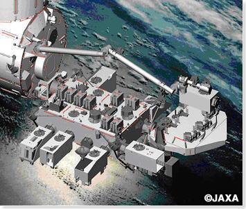 ISS : Robot d'assistance aux astronautes Jem-ef10