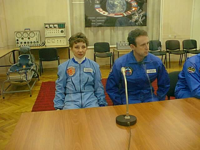 La place des femmes dans l'astronautique Kuzhel10