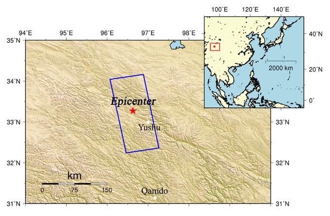ALOS - Daïchi - Satellite de télédétection japonais Map_pa10
