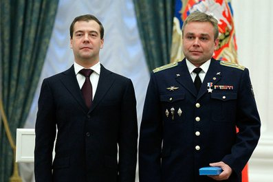 Maxime Souraïev - Cosmonaute Max_kr10