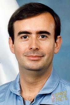 Rodolfo Neri Vela - premier astronaute Mexicain Nerive10
