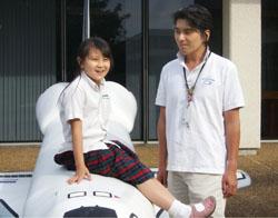 une Japonaise s'envolera vers l'ISS en 2010 Nn201010