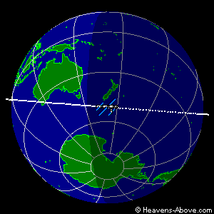 [STS-131 / ISS19A] Discovery : EVA 2 Anderson & Mastracchio Orbitd10