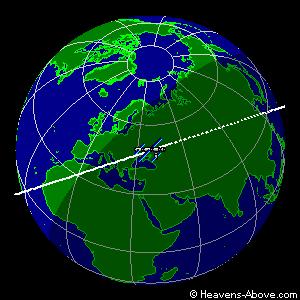 ISS : Amarrage de Progress M-05M le 1er mai 2010 - Page 2 Orbitd24