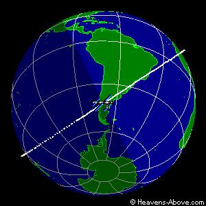 [STS-132] Atlantis : EVA 1, Reisman et Bowen. Orbitd28