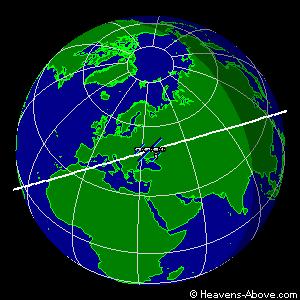 [STS-132] Atlantis : EVA 1, Reisman et Bowen. Orbitd29
