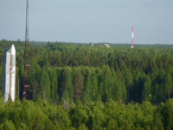 lancement SERVIS-2 en juin P1030313