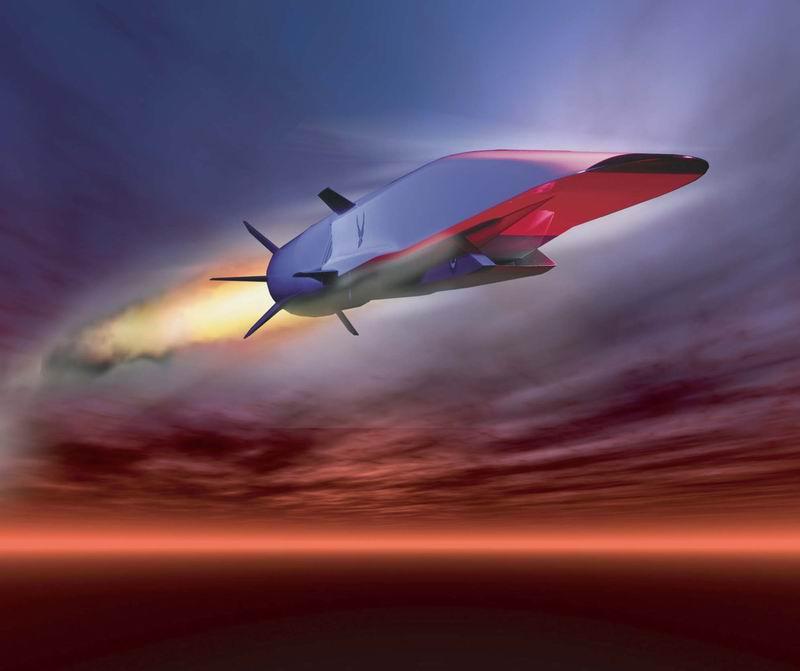 Un vol hypersonique pour le X-51 Waverider. Redim123