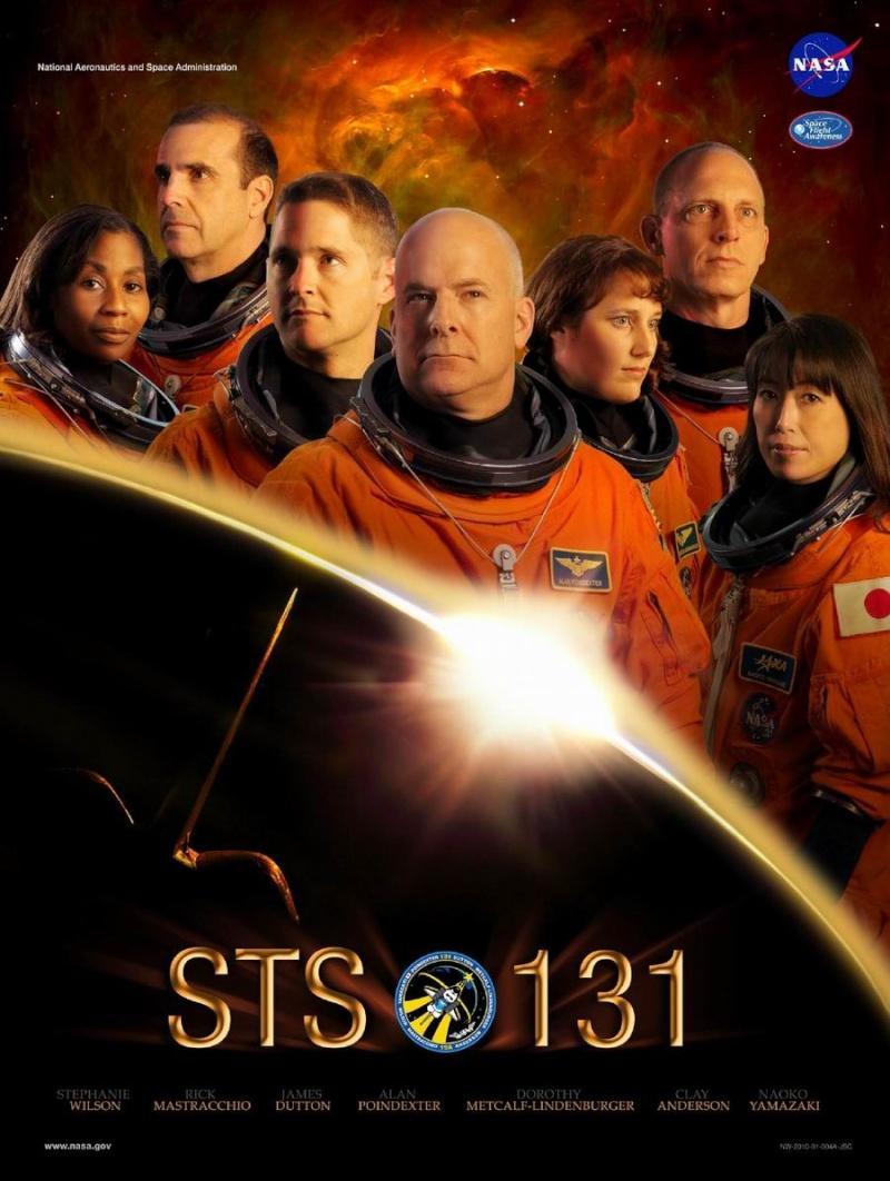 [STS-131] Discovery : préparatifs Redime13