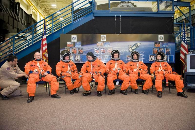 [STS-134] Endeavour : Préparatifs lancement le 29/04/2011 Redime39