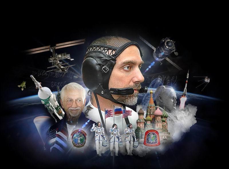 Les Garriott, astronautes de père en fils... Redime42
