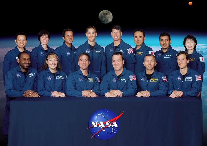 Futurs équipages de l'ISS Redime44