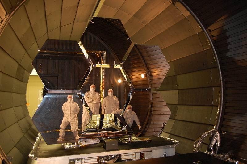 JWST  - Le télescope spatial - 2021 - Page 2 Redime46