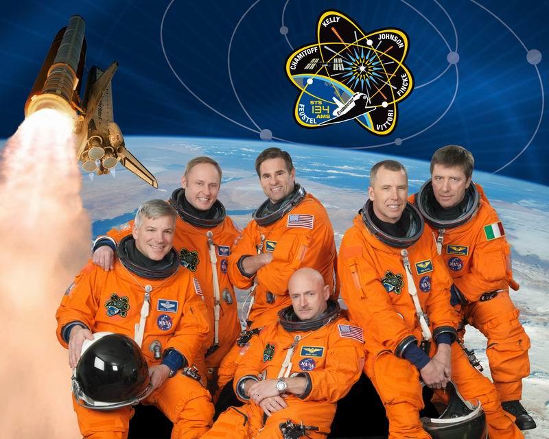 [STS-134] Endeavour : Préparatifs lancement le 29/04/2011 Redime50