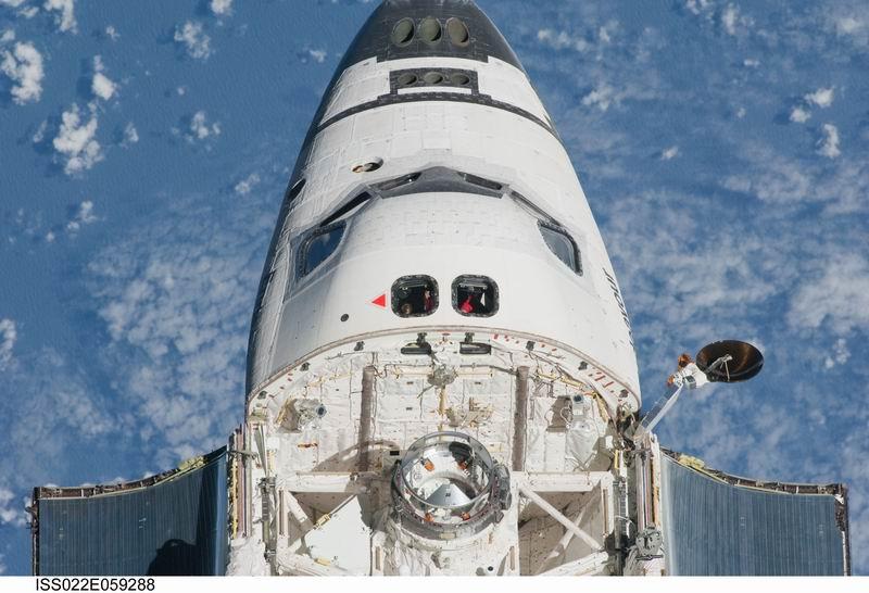 [STS-131 / ISS19A] Discovery : déroulement de la mission - Page 2 Redime67