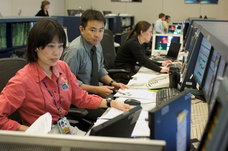une Japonaise s'envolera vers l'ISS en 2010 Redime84