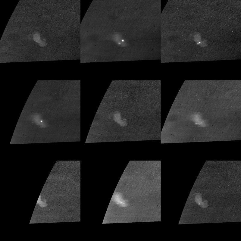 Cassini - Mission équinoxe (2008-2010) Redime89