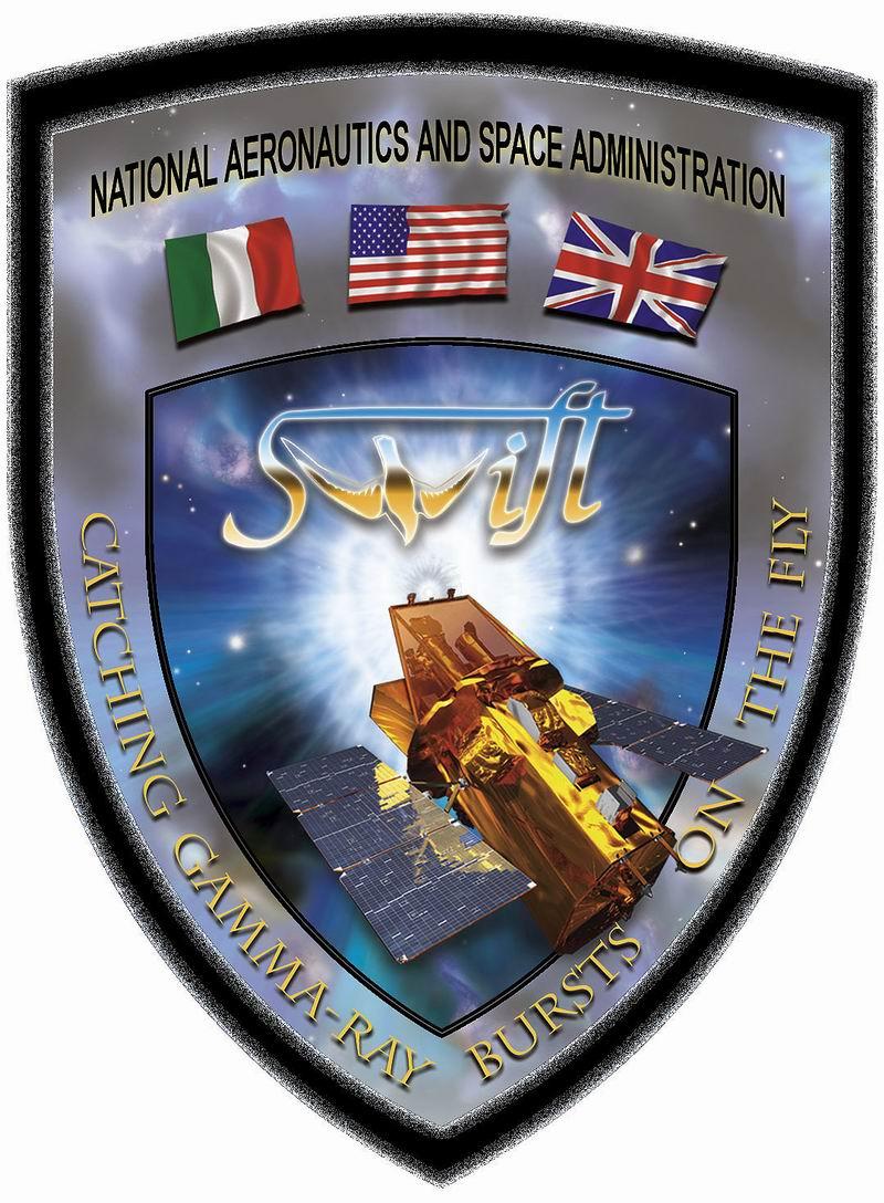Suivi de la mission Swift Redime99