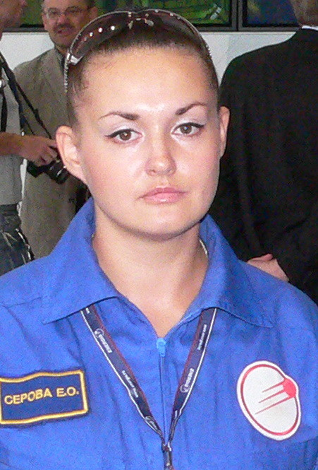 femmes cosmonautes en Russie Serova10