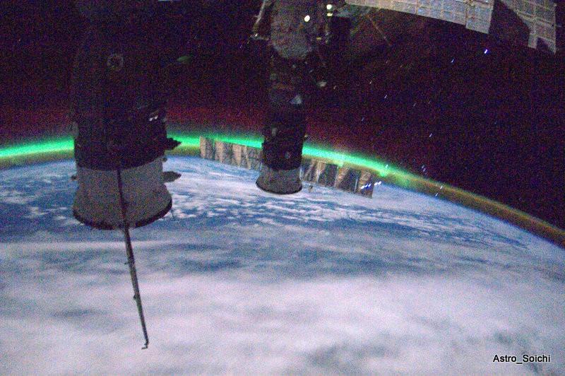 Japon : annonce d'un mission longue durée pour Soichi Noguchi en 2009 Soichi10