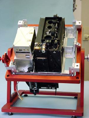 ISS - Activités scientifiques Solspe10