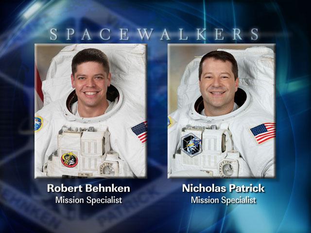 [STS-130] Endeavour : fil dédié au suivi de l'EVA#2 Behnken and Patrick Sts13010