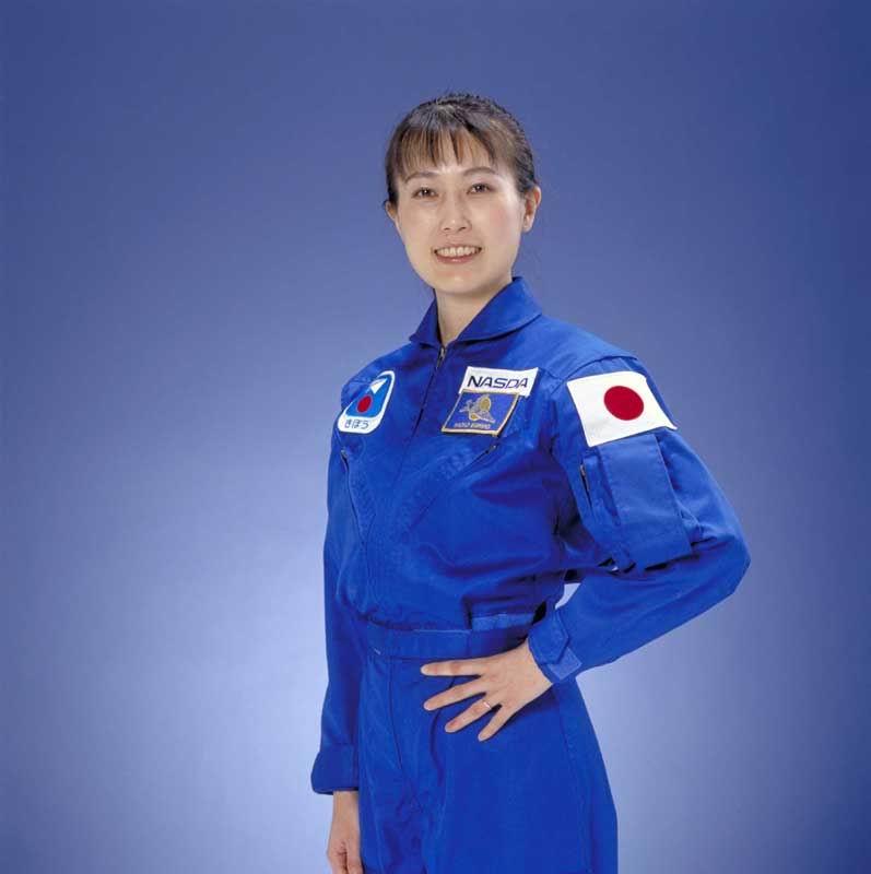 une Japonaise s'envolera vers l'ISS en 2010 Sumino10