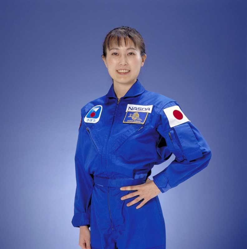 une Japonaise s'envolera vers l'ISS en 2010 Sumino12
