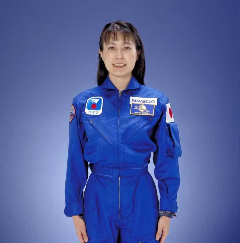 une Japonaise s'envolera vers l'ISS en 2010 Sumino14