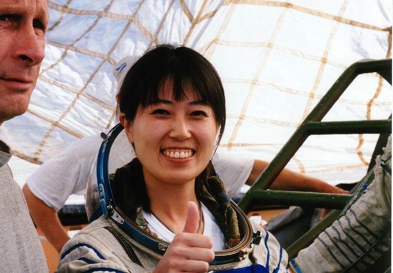 une Japonaise s'envolera vers l'ISS en 2010 Sumino15