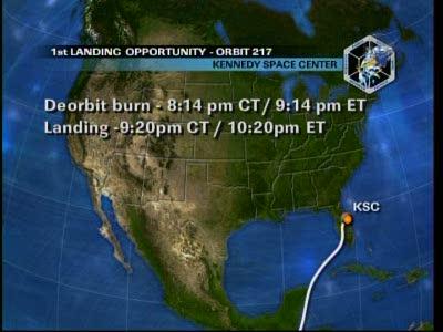 [STS-130] Endeavour : retour sur terre 3h20 GMT le 22/02/201 Vlcsn260