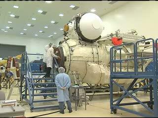 """Le module MIM-1 """"Rassviett"""" Vlcsn348"""
