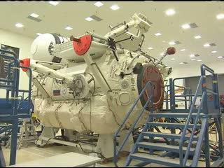 """Le module MIM-1 """"Rassviett"""" Vlcsn349"""