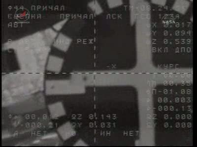 ISS : Amarrage de Soyouz TMA-18 le 4 avril 2010 Vlcsn447