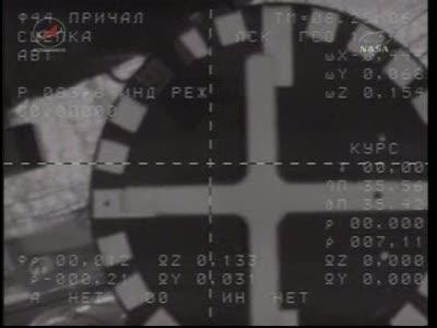 ISS : Amarrage de Soyouz TMA-18 le 4 avril 2010 Vlcsn451