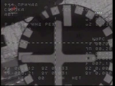 ISS : Amarrage de Soyouz TMA-18 le 4 avril 2010 Vlcsn452