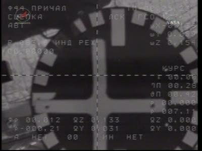 ISS : Amarrage de Soyouz TMA-18 le 4 avril 2010 Vlcsn453