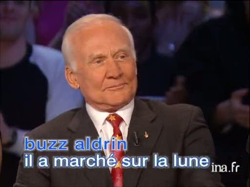 Buzz Aldrin chez Ardisson 13-03-2004 Vlcsna17