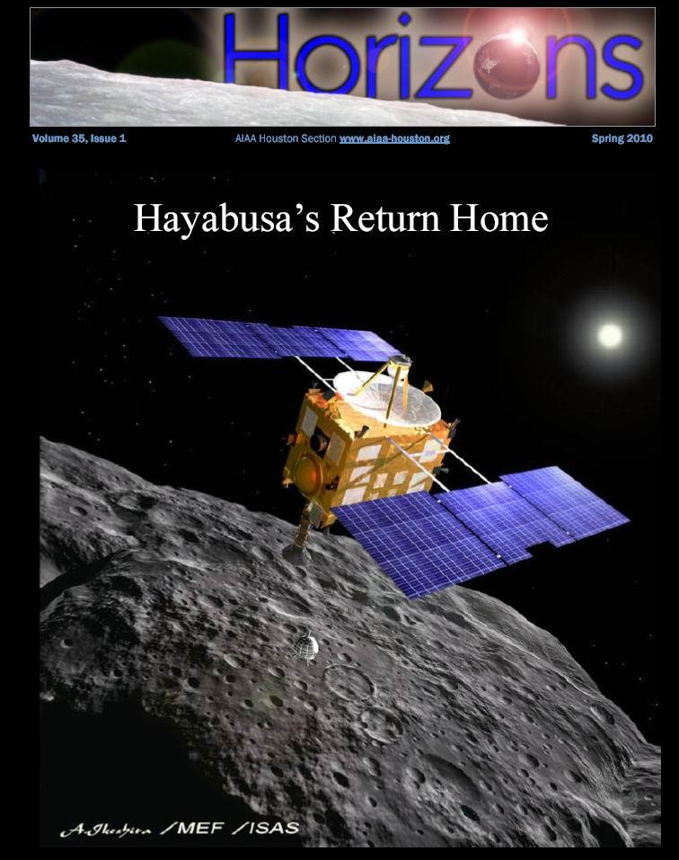 Horizons : la revue de l'AIAA Houston téléchargeable en ligne Wincli49