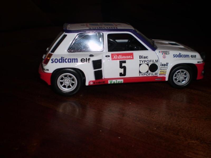 renault 5 turbo sodicam 1/18 Pc190010