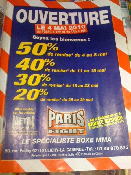 Ouverture de PARIS FIGHT 31024_10