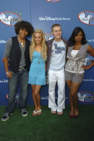 Disney Channel Games 2007 - All Star Party 1114